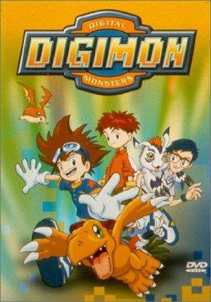 Digimon: Digital Monsters (dub)