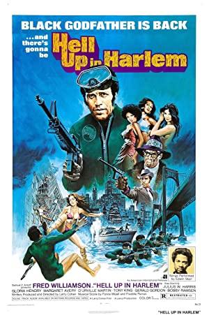 Hell Up In Harlem 1976
