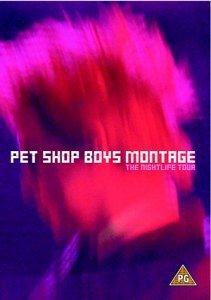 Pet Shop Boys: Montage - The Nightlife Tour