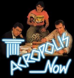 Acropolis Now: Season 3