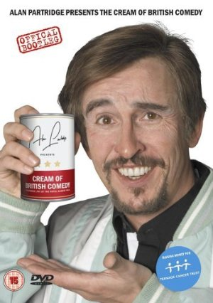 Alan Partridge Presents: The Cream Of British Comedy