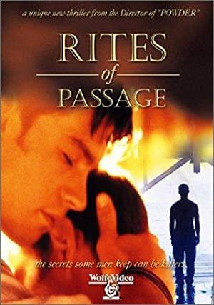 Rites Of Passage 1999