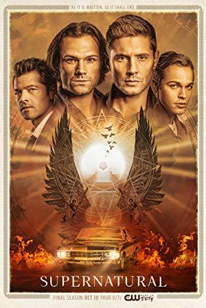 Supernatural: Season 15