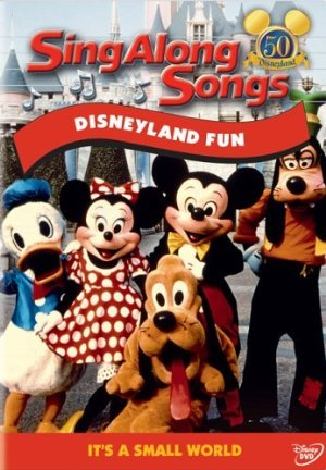 Disney Sing-along-songs