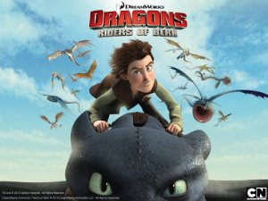 Dreamworks Dragons: Season 8