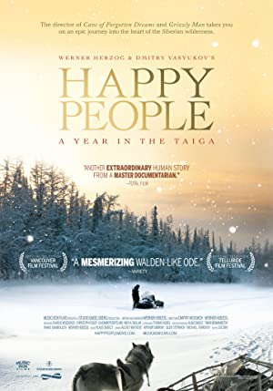 Happy People: A Year In The Taiga 2012