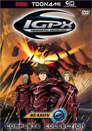 Igpx Immortal Grand Prix (dub)