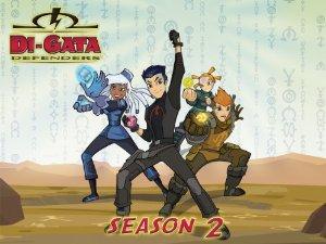 Di-gata Defenders: Season 1