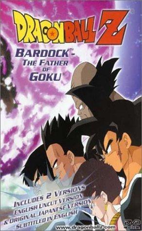 Dragon Ball Z: Bardock The Father Of Goku