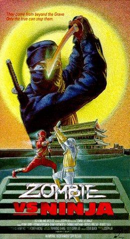 Zombie Vs. Ninja