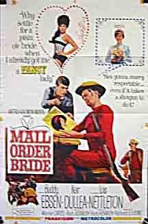Mail Order Bride 1964