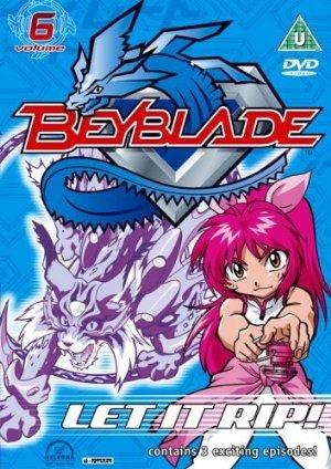 Bakuten Shoot Beyblade (dub)