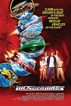Thunderbirds 2004