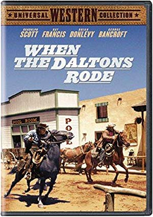 When The Daltons Rode