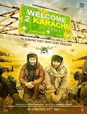 Welcome 2 Karachi