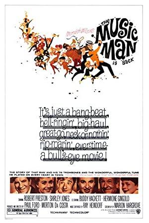 The Music Man 1962