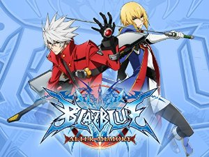 Blazblue: Alter Memory (dub)