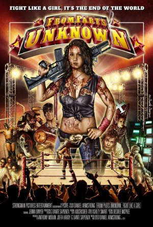 Fight Like A Girl (2015)