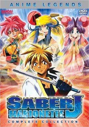 Saber Marionette J: Season 2