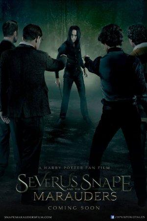 Severus Snape And The Marauders