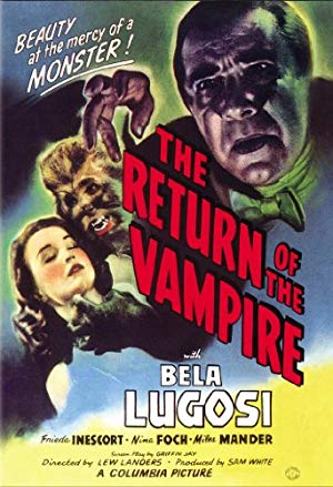 The Return Of The Vampire