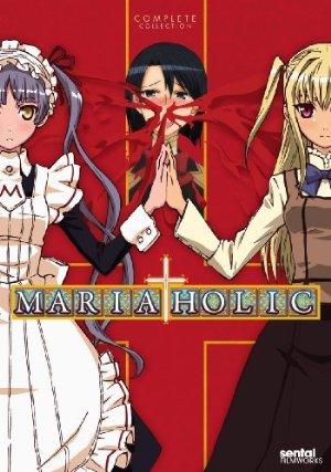 Maria Holic (dub)