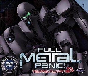 Full Metal Panic! (sub)