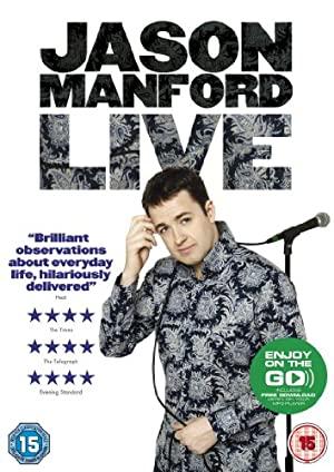 Jason Manford: Live