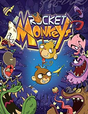 Rocket Monkeys: Season 1