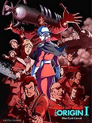 Mobile Suit Gundam The Origin (sub)