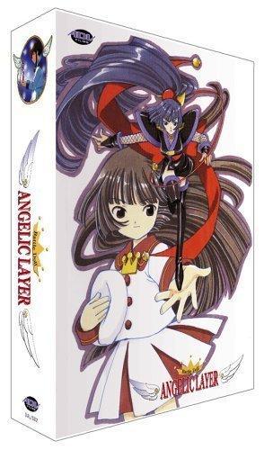 Kidou Tenshi Angelic Layer (dub)