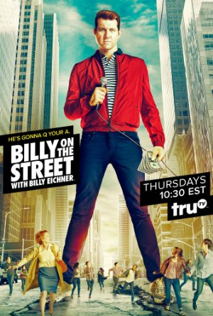 Funny Or Die's Billy On The Street: Season 5