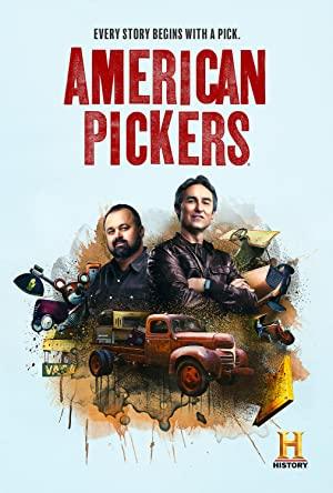 American Pickers: Season 21