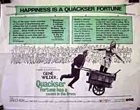 Quackser Fortune Has A Cousin In The Bronx
