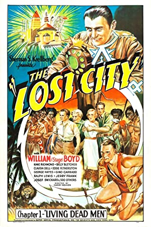 The Lost City 1935