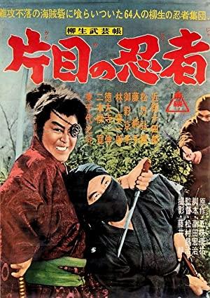 The Yagyu Chronicles 8: The One-eyed Ninja