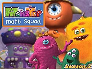 Monster Math Squad: Season 1