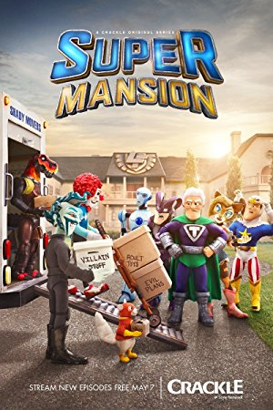 Supermansion: Season 3