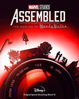 Marvel Studios: Assembled: Season 1