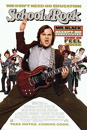School Of Rock 2003