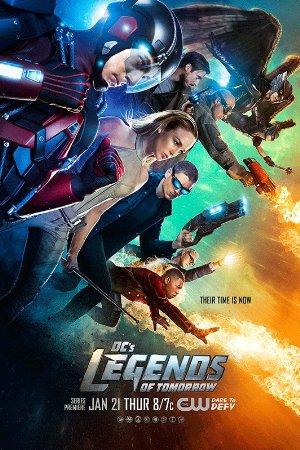 Legends Of Tomorrow: Season 2