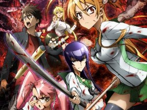 Highschool Of The Dead: Season 1