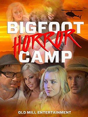 Bigfoot Horror Camp