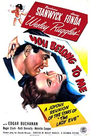 You Belong To Me 1941
