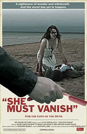 She Must Vanish