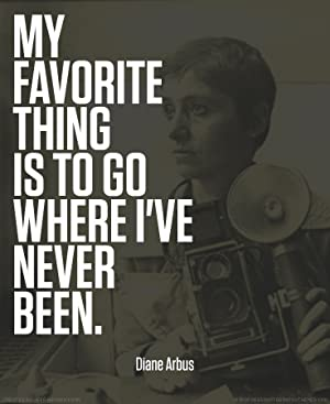 Going Where I've Never Been: The Photography Of Diane Arbus