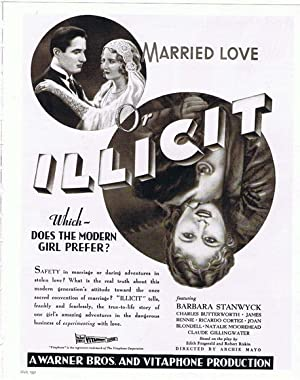 Illicit 1931