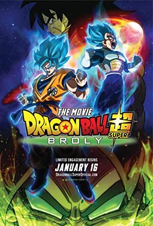 Dragon Ball Super Movie Broly