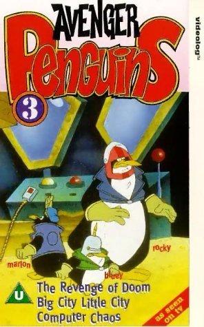 Avenger Penguins: Season 2