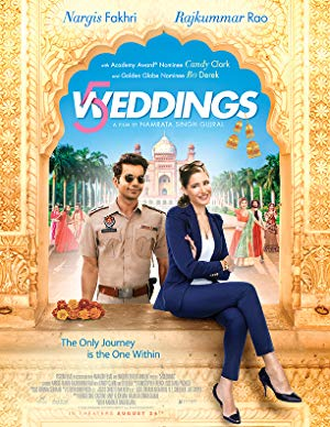 5 Weddings